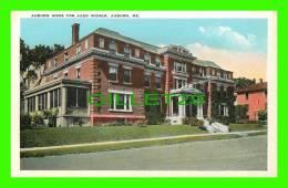 AUBURN,  MAINE - AUBURN HOME FOR AGED WOMEN - PUB. BY VICTOR NEWS CO - - Auburn