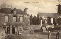 50 Champeaux  Place De L'eglise - France