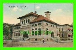 LEWISTON, MAINE - POST OFFICE - ANIMATED - - Lewiston