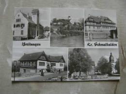 Schmalkalden    D84302 - Schmalkalden