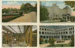 NEW SUBIACO ABBEY - Pochette Avec 8 Cartes Postales - Other