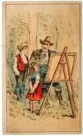 """Chromo """"Au Progrès"""", Firminy (Loire) (peintre) - Autres"""
