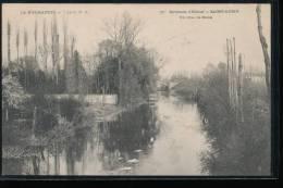 76 --- Environs D'Elbeuf --- Saint - Aubin --- Un Bras De Seine - Elbeuf