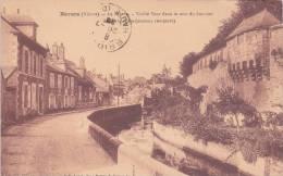 58 - NEVERS - Vieille Tour Dans Le Mur Du Couvent - Nevers