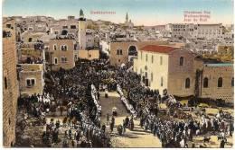 PALESTINE - BETHLEHEM - Christmas Day / Jour De Noël / Procession +++ To St Paul, MN, USA, 1934 ++ Vester & Co., #37 +++ - Palestine