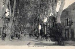 09 LERAN -  Les Cours - Frankrijk