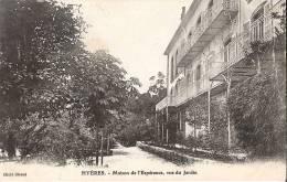 83 HYERES Maison De L Esperance - Hyeres