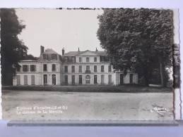 ENVIRONS D´ARPAJON (91) - LE CHATEAU DE LA NORVILLE - Arpajon