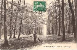 78 MARLY LE ROI La Foret Allee Royale - Marly Le Roi