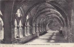 CP NOIRLAC 18 CHER LE CLOITRE - Saint-Amand-Montrond
