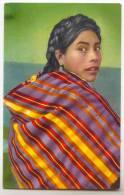 D9842 - Indian Girls - San Juan Sacatepéquez - - Guatemala
