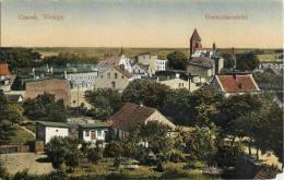 CZERSK WESTPR. GESAINTANSICHT POLOGNE POLAND - Polonia