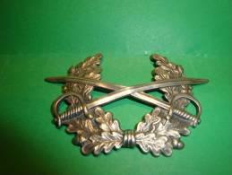 Imperial German 1900-1918  Visor Army Emblem  2 Photo - Army