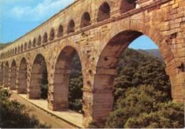 Francia - Cartolina LE PONT DU GARD - PERFETTA E64 - Nîmes