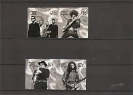 Musique -rock'nRoll ( 1469/72 En épreuve Noir Et Blanc D'Irlande à Voir) - Muziek