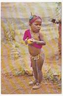 SWAZILAND - A Shy Little Child, Year 1974 - Swaziland