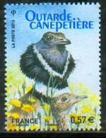 France 2012 - Outarde Canepetière / Little Bustard - MNH - Cicogne & Ciconiformi