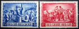 BELGIQUE            N°  697/698         NEUF** - Belgique
