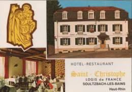 SOULTZBACH LES BAINS - Hôtel Restaurant Saint Christophe - France