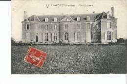 LE TRONCHET . Le Chàteau - Other Municipalities