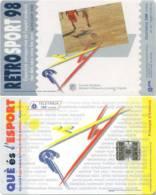 Telefonkarte Andorra - Retro Sport 98  - 06/98 - Aufl. 20000 - Andorre