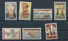 Greece 1961 MNH Minoar Art Cv $26 - Unused Stamps