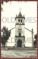 PORTUGAL - ENTRONCAMENTO - IGREJA - 1950 REAL PHOTO PC - Santarem