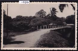 Madagascar - Tananarive (envoyée De –) Route Et Pont Vers 1955 ; Pi (scan) (-497) - Madagascar