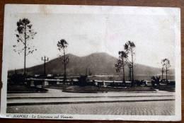 CARTOLINA NAPOLI 1934 VIAGGIATA - Napoli (Naples)