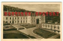 23 - GUERET - N° 1820 Edition La Cigogne < Hopital - Dos Scané - Guéret