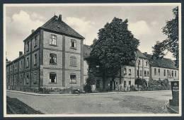 12-1026 (Thale-) Neinstedt, Neinstedter Anstalten: Gründungshaus Elisabethstift (Kleinformat, Vor 1945 - Thale