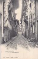 ESPAGNE----FUENTERRABIA---Calle De Pampinot--voir 2 Scans - Espagne