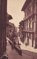 ESPAGNE---FONTARABIE----la Grande Vue Rue De L´église--voir 2 Scans - Espagne