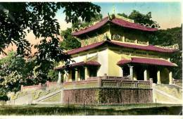 Viêt-Nam. Saigon. La Pagode Du Souvenir Et Le Jardin Botanique. - Viêt-Nam