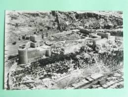 ALMERIA - Vista De La Alcazaba Desde Avion - Almería