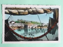 ALMERIA - Detalle Del Puerto - Almería