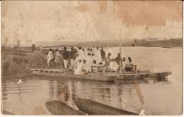 1283 - CPA - MADAGASCAR TANANARIVE Bac Sur L' Ikopa G. LURAT Pharmacien De 1ère Classe De La Faculté De Paris - Madagascar