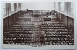 Bilston Girls High School - Assembly Hall - West Midlands - Sonstige
