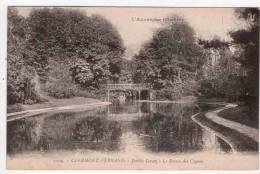 CPA/F384/CLERMONT FERRAND JARDIN LECOCQ BASSIN DES CYGNES - Clermont Ferrand