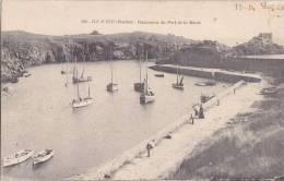 ¤¤  -  120  -   ILE D´YEU  -  Panorama Du Port De La Meule  -  Voiliers , Bateaux De Pêche    -  ¤¤ - Ile D'Yeu