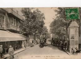 VICHY  La Rue De Paris - Vichy