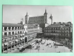 TOLEDO - Plaza De ZOCODOVER - Toledo