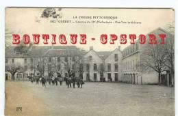 23  GUERET - Edition PM 1933 < Vue Intérieure De La Caserne Du 78e D'Infanterie - Dos Scané - Guéret
