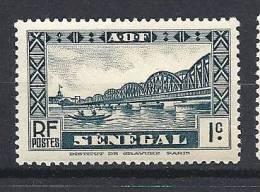 SENEGAL   N� 114  NEUF**  LUXE