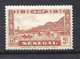 SENEGAL   N� 117  NEUF**  TTB