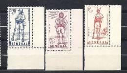 SENEGAL  N� 170/72b NEUF** LUXE BORD DE FEUILLE