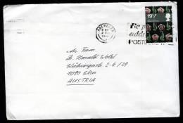 Great Britain 1982, Letter / Cover, Aberdeen (Scotland) To Wien (Vienna) - Austria - 1952-.... (Elizabeth II)