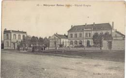 MERY Sur SEINE  Hopital Hospice - Otros Municipios