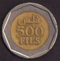 2000 Bahrain 500 Fils - Bahrein