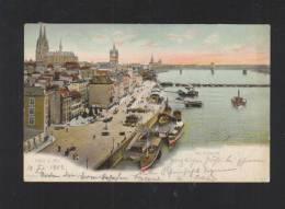 Litho-AK Köln 1902 - Köln